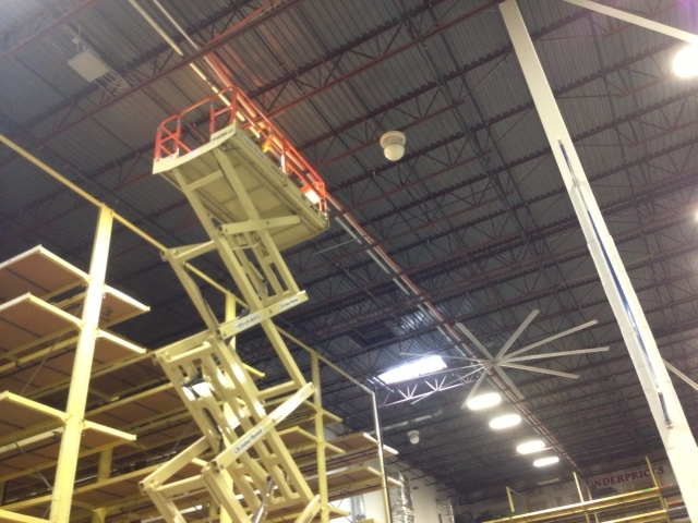 Indoor Wiring   R.W. Bryant Contracting, INC.