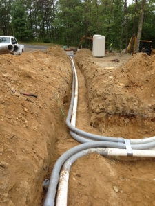 Conduit Construction