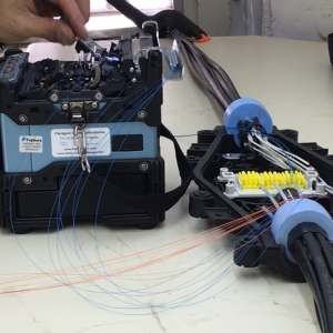 fiber-splicing